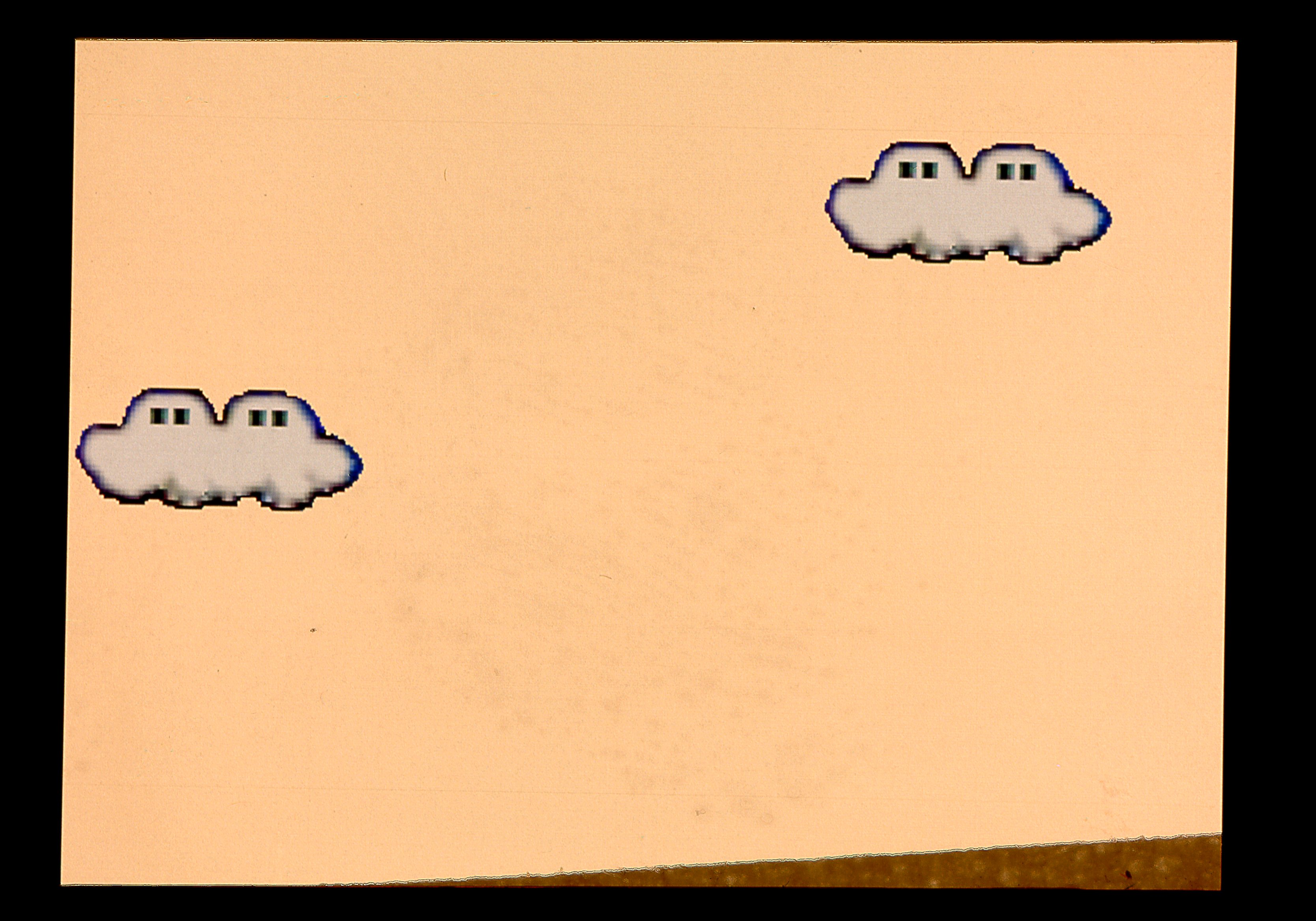 mario land clouds