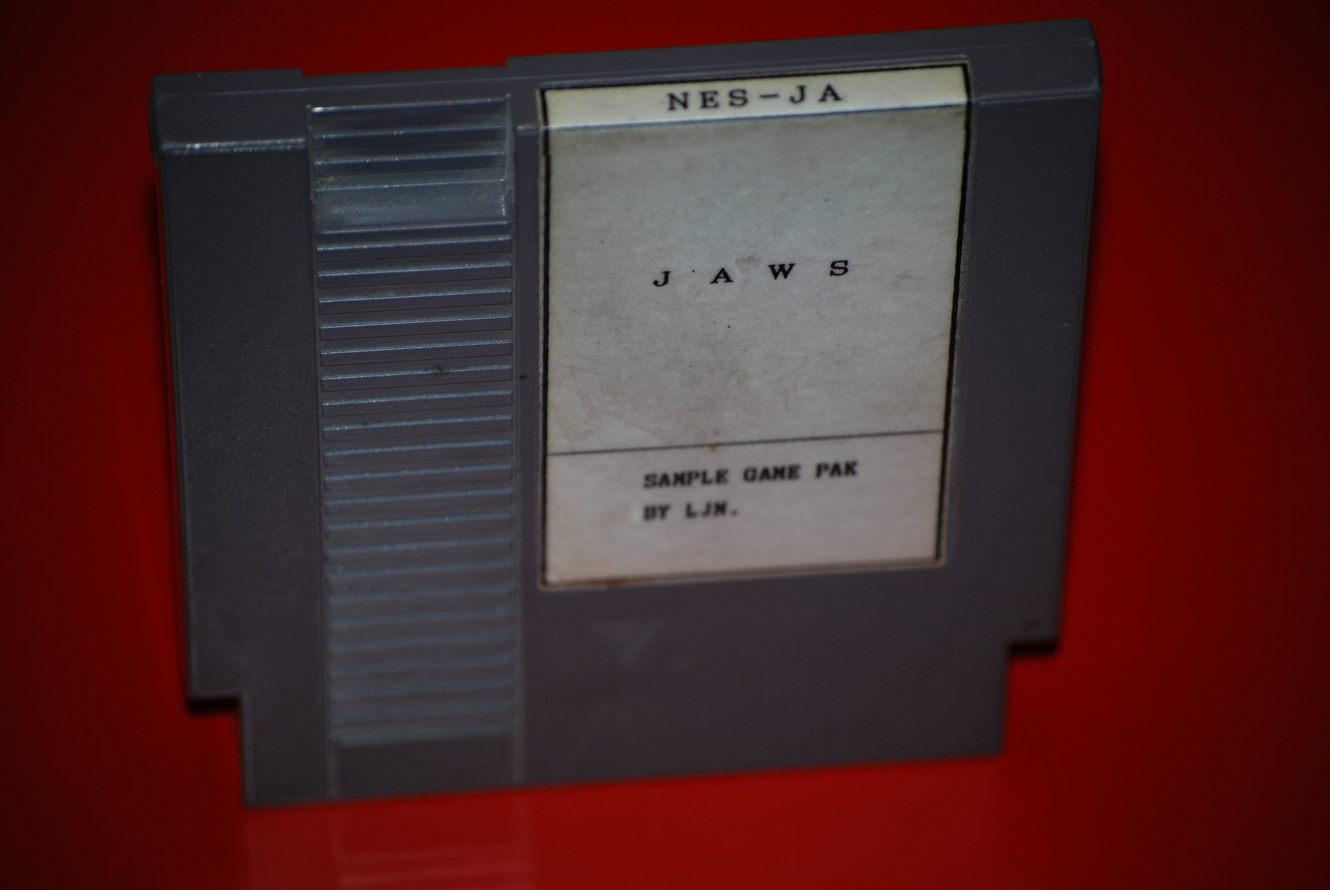 Nintendo Player - Introduction to Prototypes