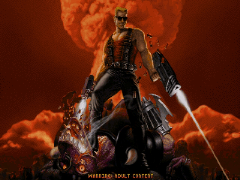 duke nukem 3d game  free